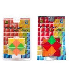Развивающая игрушка головоломка звездочка 3 на 3 см 1Toy т57369