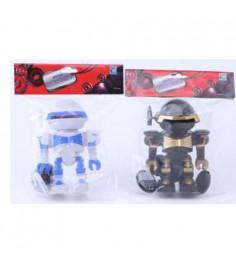 Игрушка робот дискометатель 5 дисков 1Toy т59350