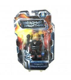Робот трансформер звездный защитник полицейский автомобиль 1Toy т59375