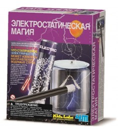 Электростатическая магия 4M 00-03354