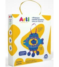 Набор для творчества Arti Глиняная рыбка Анри Г000679