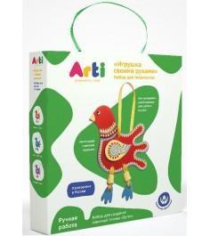 Набор для творчества Arti Глиняная птичка Тутти Г000682