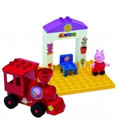 Свинка Пеппа Поезд с остановкой 57072
