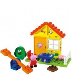 Свинка Пеппа Летний домик 57073