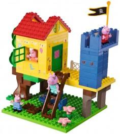 Свинка Пеппа Дом на дереве 57077