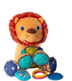 Развивающая игрушка Bright Starts Море удовольствия, Львёнок 8814-1