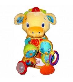 Развивающая игрушка Bright Starts Море удовольствия, Коровка 8814-3