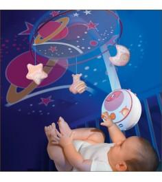 Мобиль на кроватку Chicco Волшебные звезды 24291/24292