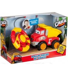 Радиоуправляемая машина Чак и его друзья с рулем 92571
