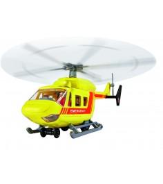 Игрушка вертолет Dickie Air Rescue желтый 3564966