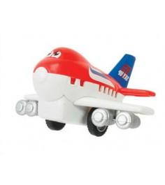 Самолет Dickie в цвете флага России 3345475