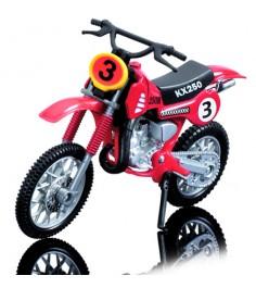 Мотоцикл Dickie Красный 3385773