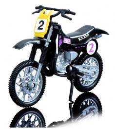Мотоцикл Dickie Чёрный 3385773