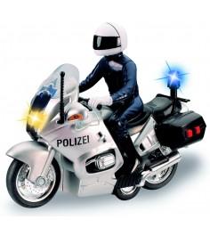 Полицейский мотоцикл Dickie 3383749