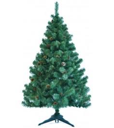 Ель царь елка Холидей с шишками 150 см
