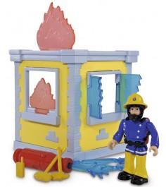 Игровой набор Simba Пожарный Сэм 9251052