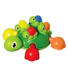 Сортер набор для ванной веселые черепашки Tomy E72097