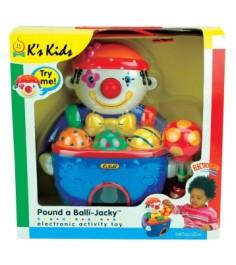 Веселый клоун с мячами Ks kids KA369P