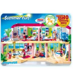 Playmobil Большой меблированный отель 5265pm