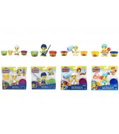 Детский пластилин Play Doh Город Фигурки B5960