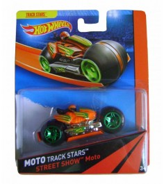 Мотоцикл игрушка Hot Wheels Street Show BDN36