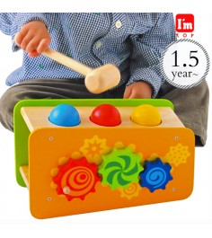 Деревянная игрушка стучалка Im Toy 29650