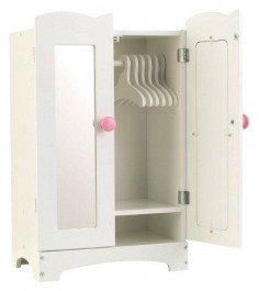 Кукольный шкаф для одежды Kidkraft 60132_KE