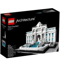 Конструктор Lego Architecture Фонтан Треви 21020