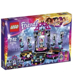 Lego Friends Поп звезда сцена 41105