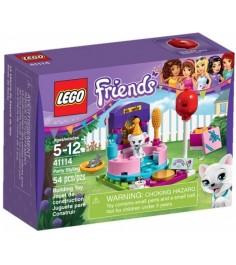 Lego Friends День рождения: салон красоты 41114