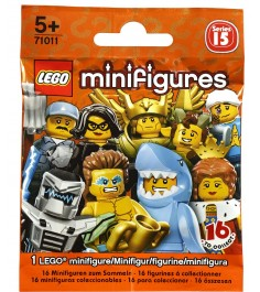 Lego Минифигурки серия 15 71011