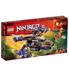 Lego Ninjago Вертолетная атака Анакондраев 70746