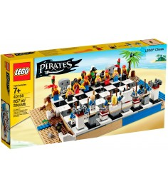 Lego Pirate Пиратские шахматы 40158