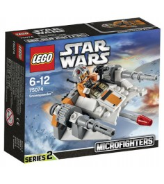 Lego Star Wars Снеговой спидер 75074