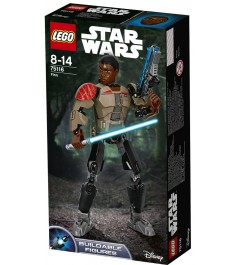 Lego Star Wars Финн 75116