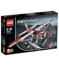 Lego Technic Пожарный самолет 42040