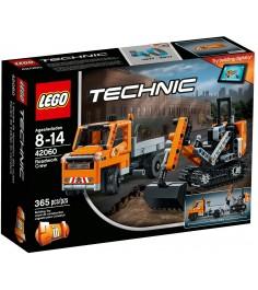 Lego Дорожная техника 42060