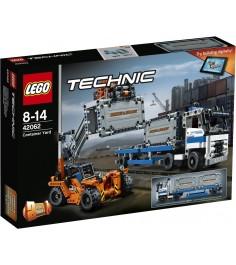 Lego Контейнерный терминал 42062