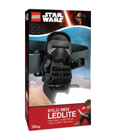 Налобный фонарик LEGO Star Wars Kylo Ren LGL-HE16