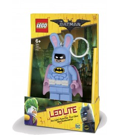 Брелок фонарик Lego Batman Movie Easter Bunny Batman LGL-KE103B