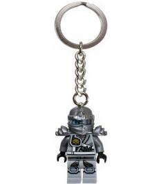 Брелок для ключей Lego Ninjago Титановый Ниндзя