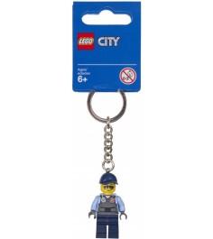 Брелок для ключей Lego Ninjago Тюремный охранник