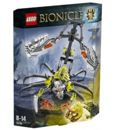 Lego Bionicle Скорпионий Череп 70794