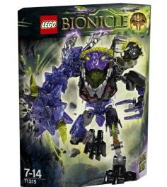Lego Bionicle Монстр Землетрясений 71315