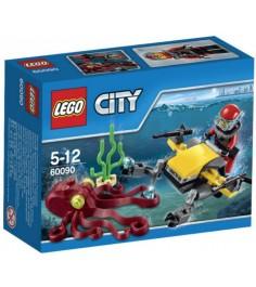 Lego City Глубоководный скутер 60090
