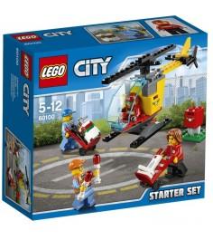 Lego City набор для начинающих аэропорт 60100