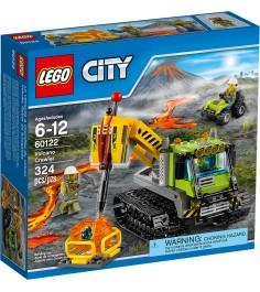Lego City Вездеход исследователей вулканов 60122