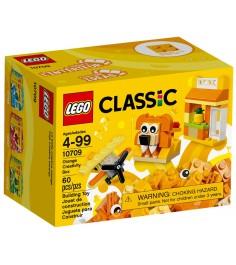 Lego Classic Оранжевый набор для творчества 10709