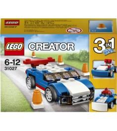 Lego Creator Синий гоночный автомобиль 31027
