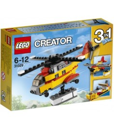 Lego Creator Грузовой вертолет 31029